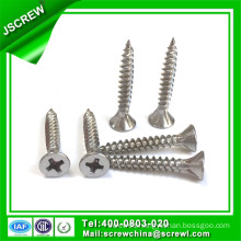 Twin Countersunk Head Self Tapping Screw