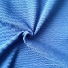 Хлопок / Спандекс Вязальная ткань 2X2 Ребро (QF13-0688)