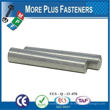 Made in Taiwan Low Carbon Steel Plain Taper Pin Edelstahl Taper Pin Stoner Front Sight Taper Pin