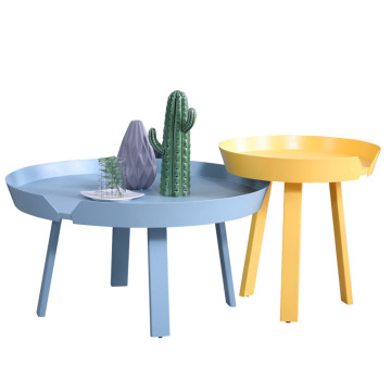 Replica moderna Muuto Around table small