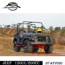 Novo design 200cc Pedal Buggy para Teanage