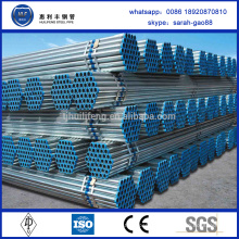 Courroies de tubes galvanisés API 5L à vente chaude