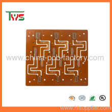 Rigid Flexible Electronic Lcd Display Fpc