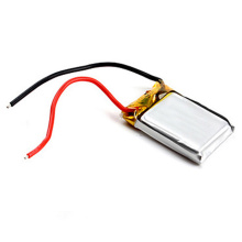 502030 250mAh 3.7V Li polymer battery for speakers