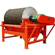 Separador magnético mojado para beneficio del mineral de hierro