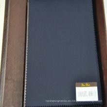 dobby design 100% lana que satisface la tela para el hombre de negocios