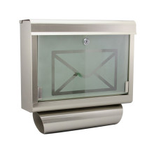 Stainless Steel Mailbox Letterbox Post Box