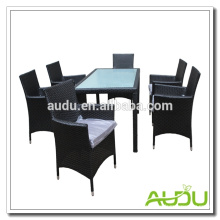 Audu Florida Outdoor Garden Rattan Dining Set