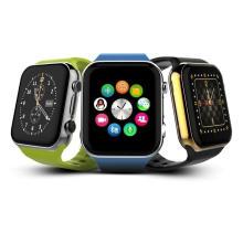 Bunte Smart Watch für Apple iPhone 4 5s 6 Plus Samsung Huawei Xiaomi Oppo Bt 4.0 Wristband