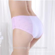 Impresión de la manera Impresión linda del agua de la muchacha de la muchacha lindos de la ropa interior de las bragas menstruales de la ropa interior