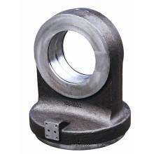 Montante de extremidade do cilindro com controle para cilindro ocular