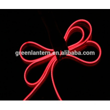 110V / 220V kühles weißes / Rot- / Blau- / Grün-flexibles LED Neon-Seil-Licht für Feiertags-Valentinsgruß-Dekorations-Innenbeleuchtung im Freien