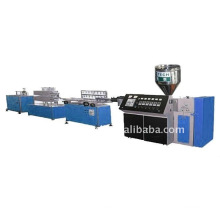 Small profile production line