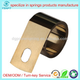 OEM flat small coil pusher spring