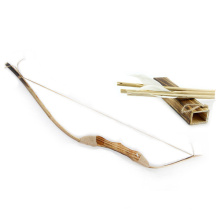 соединение деревянных стрельба из лука изогнутый лук