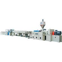 Linha de produção de tubos de grande diâmetro PE