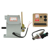 conjunto completo ADC gerador diesel controlador de velocidade regulador