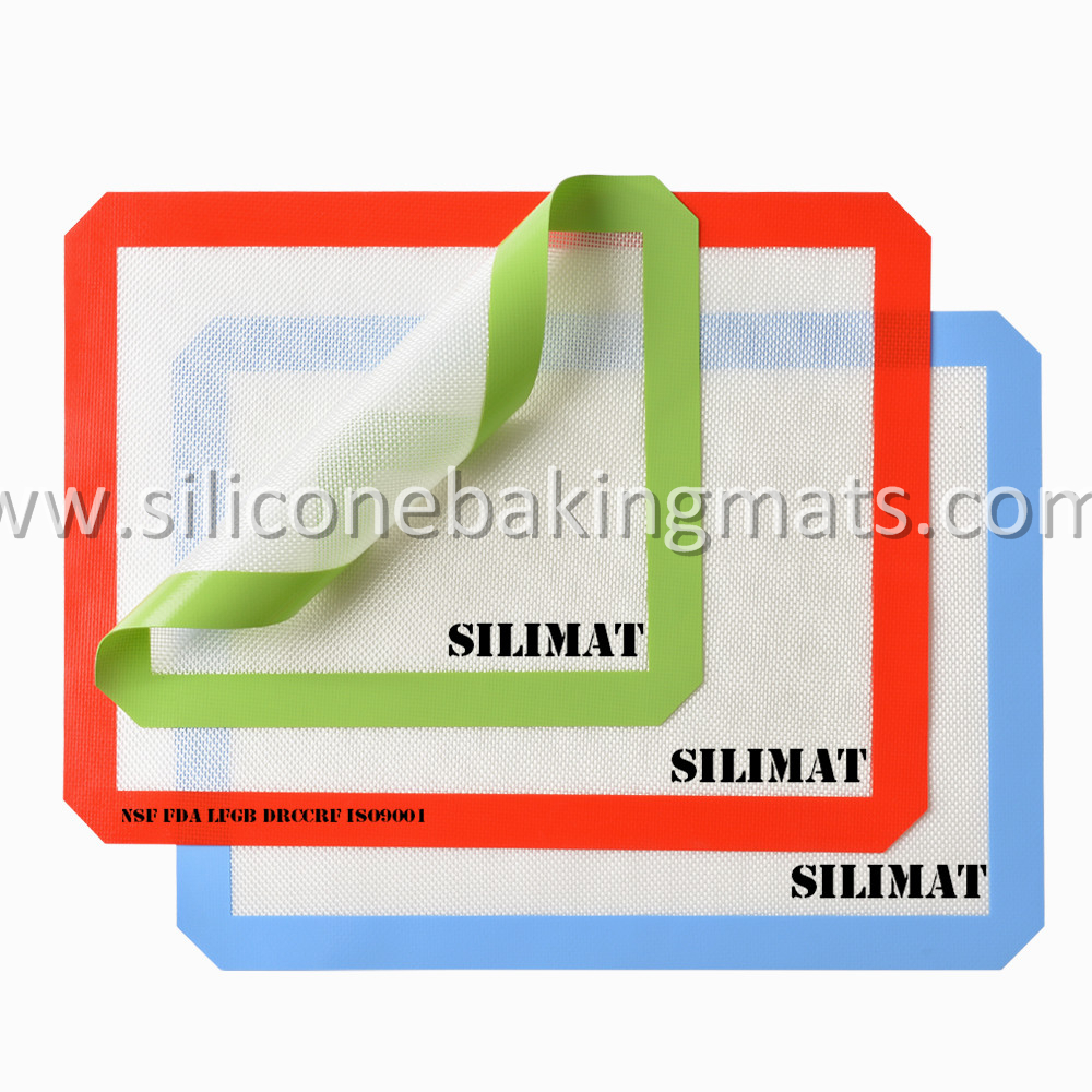 Multicolor Silicone Baking Sheet