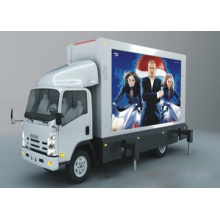 Leading for Truck Led Display P8/P10Outdoor Truck Advertising Video Wall Display Screen export to Indonesia Factories