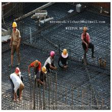 Construcción de Malla de Acero Malla de Acero para Construcción de Edificio