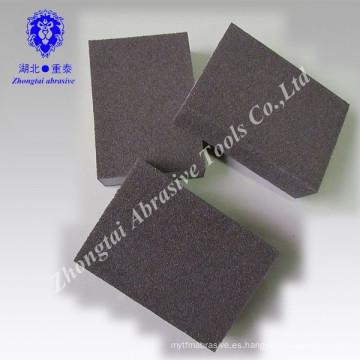 Bloque de lijado de esponja de alta densidad