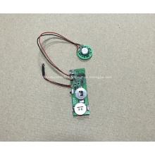 Puce de son USB d'activation de la lumière, module de son du lecteur MP3, module vocal MP3 avec CDS