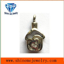 High-End Stainless Steel Multifunctional Necklace Pendant