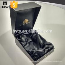 Atacado caixa de perfume de luxo quadrado personalizado