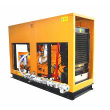 50квт Гугол генератор природного газа, комплект Молчком сенью
