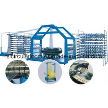 Newest Type Six Shuttle/Four Shuttle Plastic Circular Loom Machine