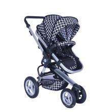 Carrinho de criança do triciclo do bebê com a roda de ar grande 2015 Fábrica do Pram