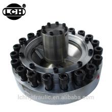 bloco de poder hidráulico da máquina da dobradiça da unidade de controle do aço
