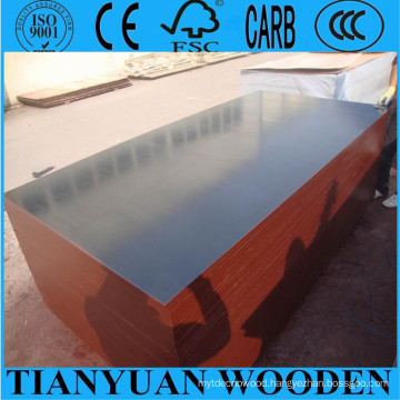 1220*2440mm Construction Shuttering Plywood, Film Faced Plywood