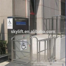 Electric wheelchair electric lift for disabled people