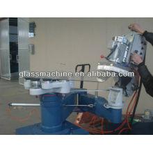 YMW1 Vidrio de forma Irregular solo brazo máquina de pulir
