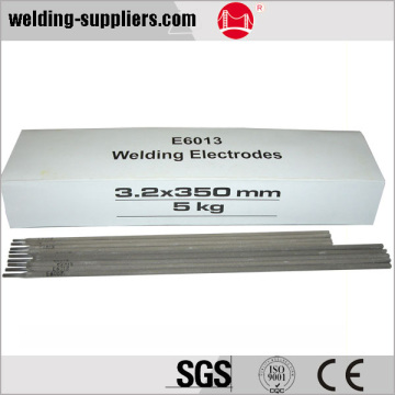 AWS E6013 low carbon steel welding electrode