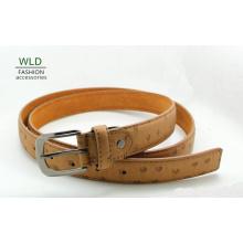 Мода Основные Подлинная Топ кожаные мужские пояса M469