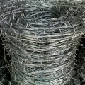 20 Feet Galvanized Barbed Wire 18 Gauge