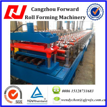 Galvanized Sheet Floor Decking Making Machine