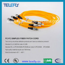 FC Fiber Optic Jumper, FC Jumper Cable
