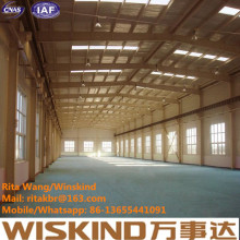 Customized Steel Structure Building/Steel Structure Manufactured by Wiskind