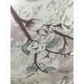 Полиэфир из микрофибры 65gsm Пигмент с набивным рисунком