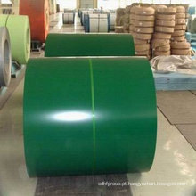 Hebei Yanbo Prime pré-pintados de aço galvanizado como material de construção // Tangshan, China