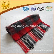 Großhandel China Plaid Luxuriöse Schals 100% Kaschmir Schal Großhandel
