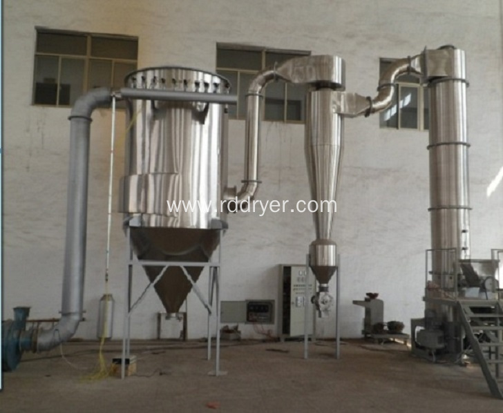 High Technology Spin Flash Drying Machine