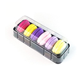 food grade macaron packaging material blister trays