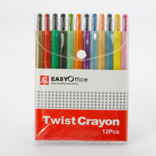 12colors twist up crayon
