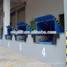carregando niveladores de doca hidráulicos manuais de 10t