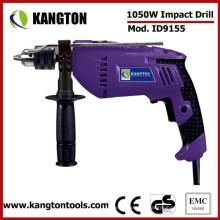 Broca de impacto variável elétrica sem chave de 1050W 13mm
