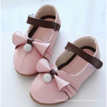 handmade lovely kids cute party baby girls flower dress school shoes